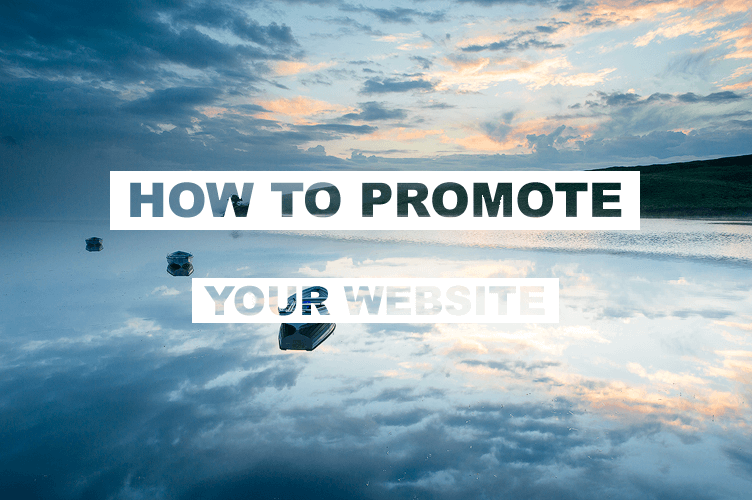 how to promote a website on google search free