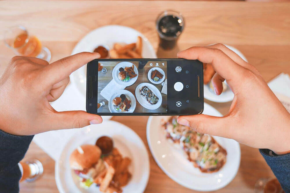 5 Tips - Taking Great Photos Of Your Food
