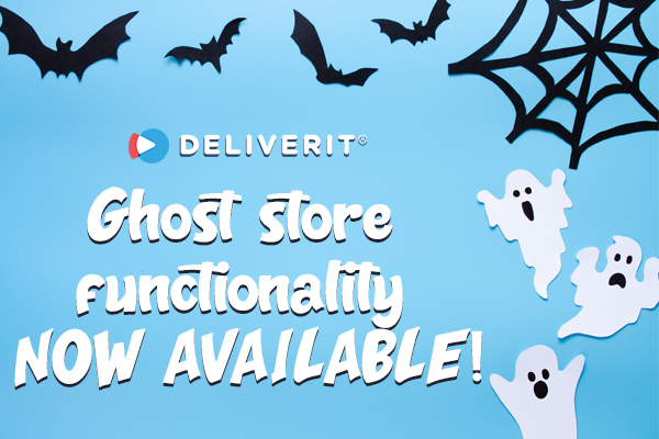 Launch your Ghost store with Deliverit.